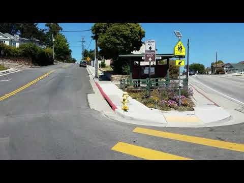 Exploring Arroyo Grande, California, On My Electric Skateboard
