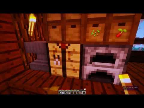 Minecraft - 179 - Herstellung Von Veganem Leder 🌳 #LITW