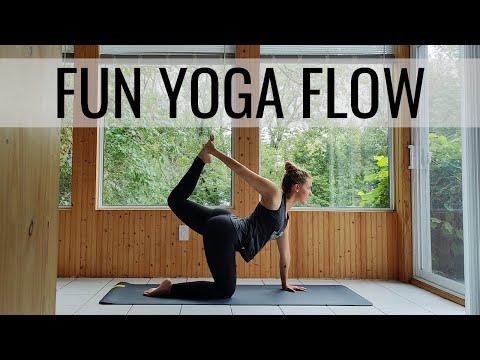 Fun Yoga Flow