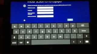 Microsoft Surface Language Set Up Windows 8 - 8.1 Pro