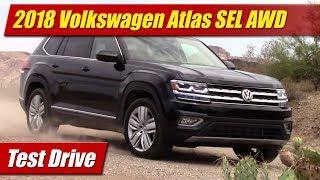2018 Volkswagen Atlas: Test Drive