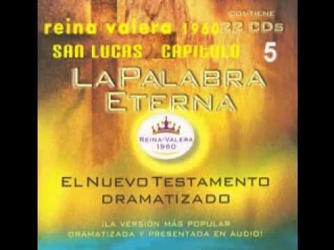 Evangelio de Lucas Reina Valera 1960