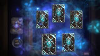 Hearthstone: The Witchwood - Opening 28 card packs!