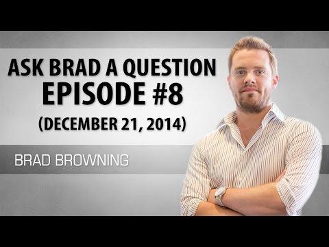 ask brad episode #8 (december 21, 2014) - get your ex back