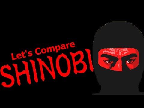 Let's Compare ( Shinobi )