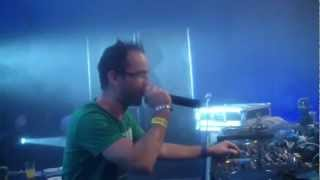 Dany BPM - Rave in the river 2012 - Aftermovie