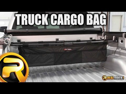 How to Install TruXedo Truck Luggage Expedition Cargo Bag