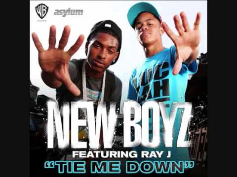 Tie Me Down  New Boyz Ft Jay J + Lyrics