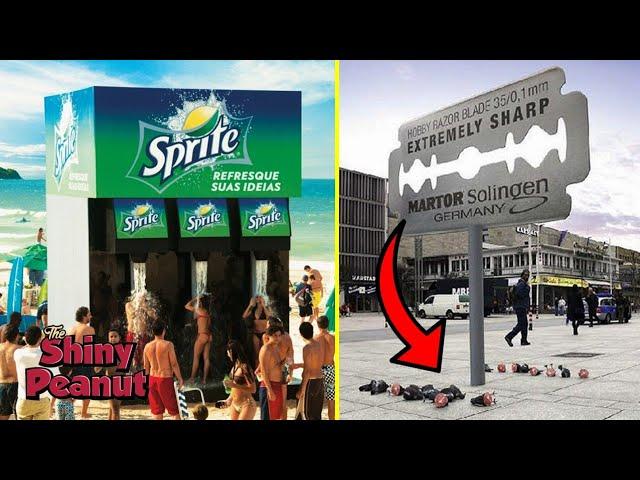 Gak Kepikiran! Inilah Iklan-Iklan Super Kreatif yang Dipuji Banyak Orang
