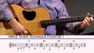 Learn & Master Guitar Fingerstyle Spotlight - Country Guitar