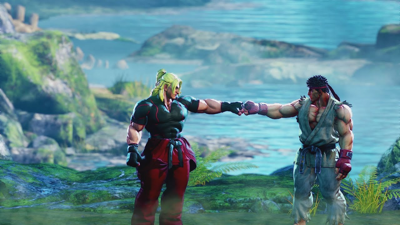 Download Street Fighter V - A Shadow Falls (Cinematic Story Expansion) - Full
