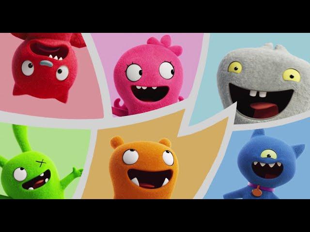 Undipofik (UglyDolls) amerikai animációs vígjáték, kalandfilm, 87 perc Teljes film magyarul