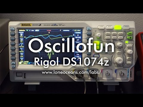 Ds1000z I2c Decoding And Triggering Covers Ds1054z D