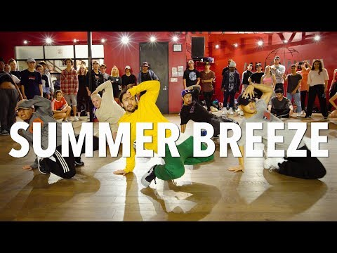 SUMMER BREEZE  - Chris Brown  | Choreography by Alexander Chung
