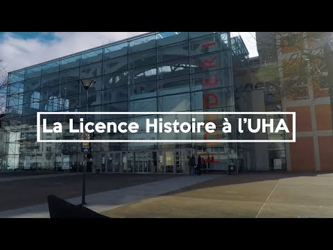 Licence Histoire