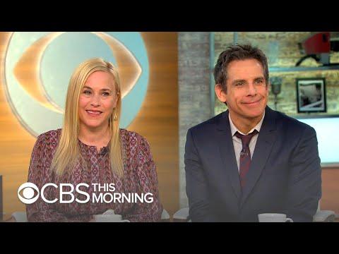 Patricia Arquette and Ben Stiller talk