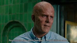Ryan Reynolds Reveals His Wild Original Deadpool 2 Pitch
