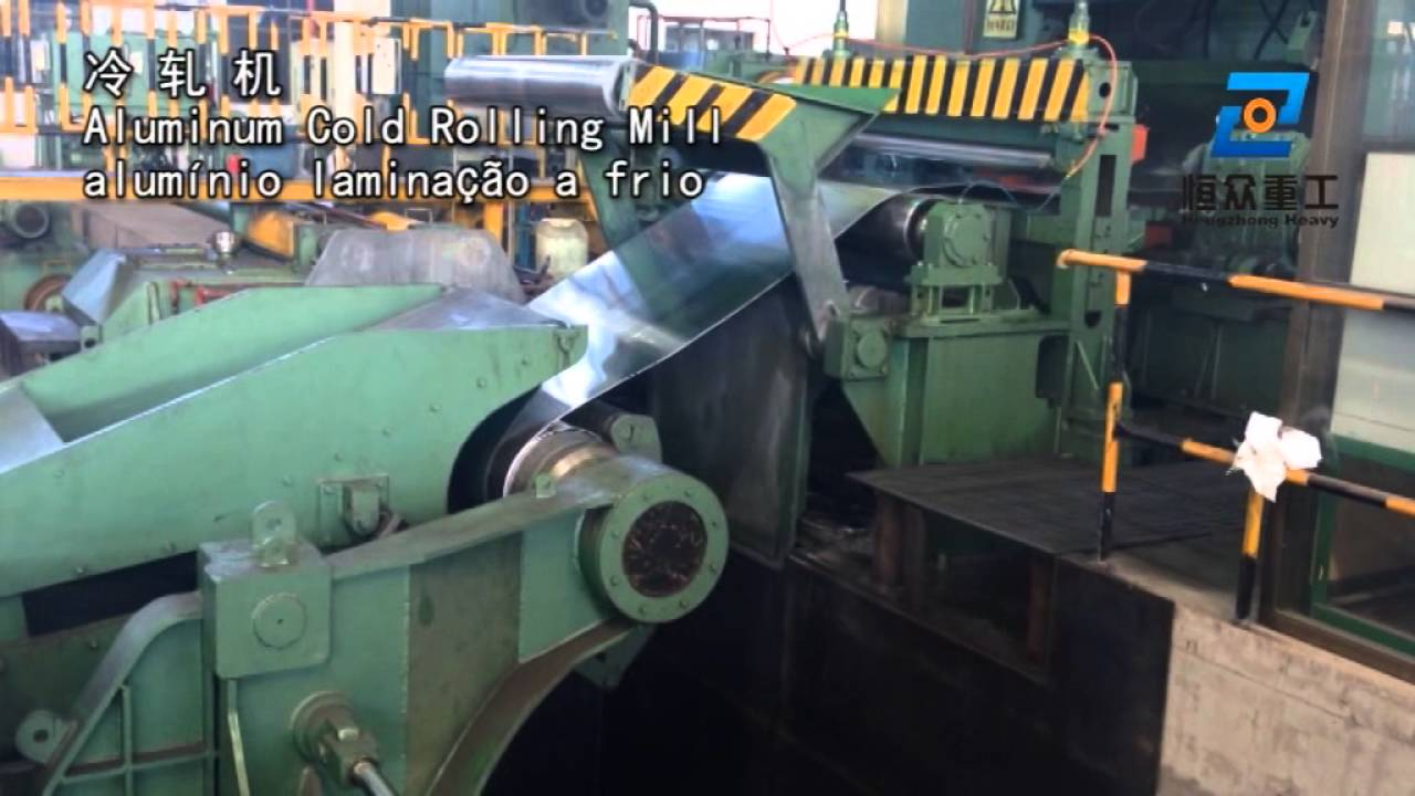Cold rolling mill and annealing furnace