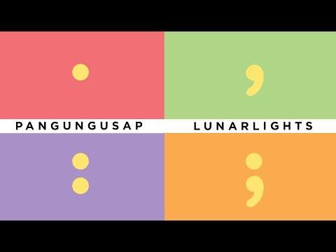 LUNARLIGHTS - Pangungusap (feat. Madeline Ramboyong Of Madeline) (OFFICIAL LYRIC VIDEO)