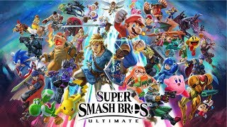 Super Smash Bros. Ultimate! Online Arenas