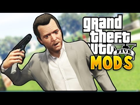 RUSSIAN ROULETTE! (GTA 5 Funny Moments)