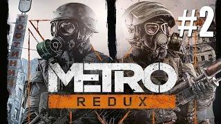 Metro 2033 Redux Walkthrough Fr Pc 1080p: Chapitre 2 Bourbon