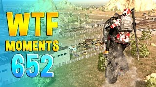 PUBG WTF Funny Daily Moments Highlights Ep 652