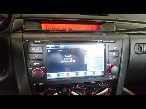 Eonon GA5151 Android Mazda 3 Head Unit In-Depth Review Part 1