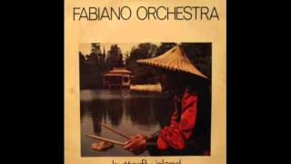 FABIANO ORCHESTRA-West Indian meditation