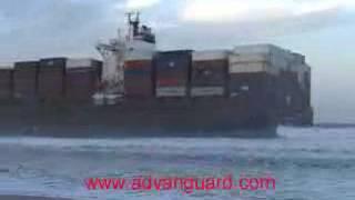 Cargo Shipwreck