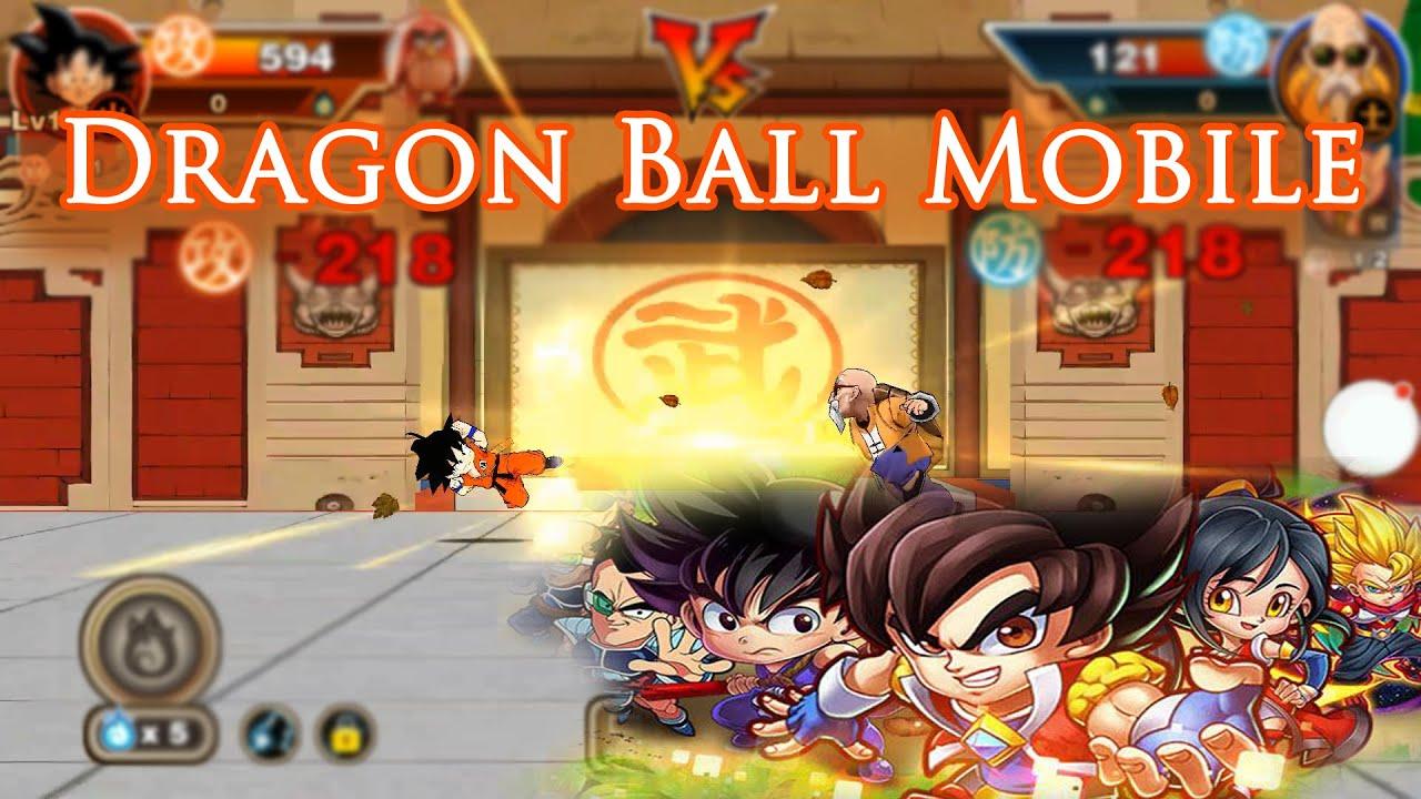 [Android/iOS] - Dragon Ball Mobile (Bảy Viên Ngọc Rồng)