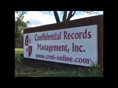 Records Management Services- CRMI - Greenville, NC