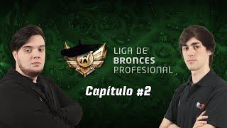 [ LBP ] Liga de Bronces Profesional - Capítulo 2