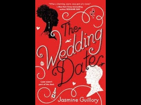 2018 Book Review - The Wedding Date Jasmine Guillory