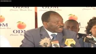 Court Extends Homabay ODM Party Nomination Deadline