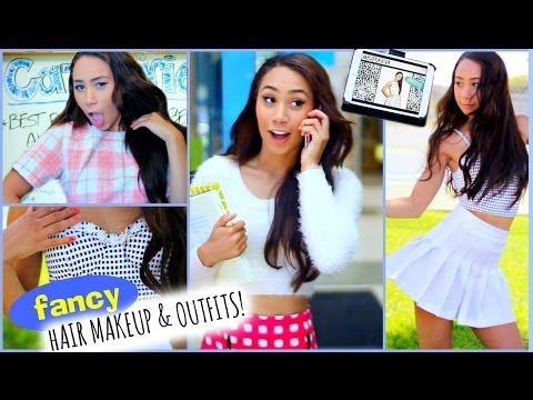 Iggy Azalea - Fancy Music Video Outfit Recreations! + Hair and Makeup! | MyLifeAsEva