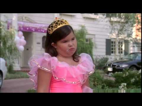 Desperate Housewives: Exercising Mommy Moment