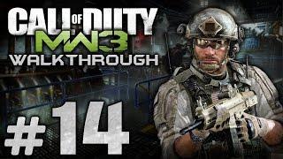 Прохождение Call of Duty: Modern Warfare 3 — Миссия №14: ВЫЖЖЕННАЯ ЗЕМЛЯ
