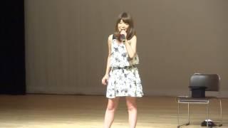2013年8月25日 撮影 太陽まつりのゲスト、JUNKO.