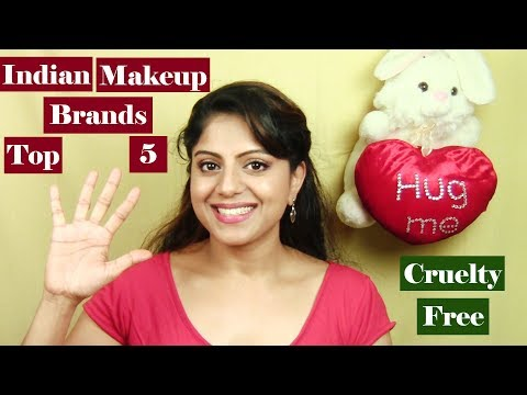 Indian Makeup | Brands That Are Cruelty Free | Indian Cosmetic Brands | Archana Sharma