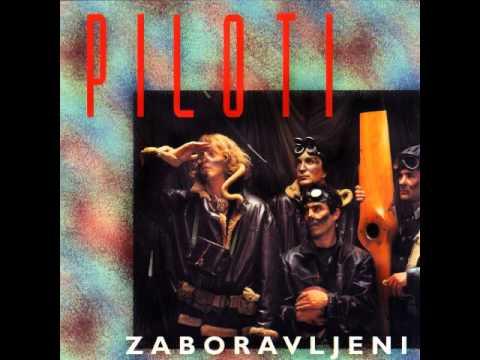 Piloti  Zaboravljeni CD Version   1993