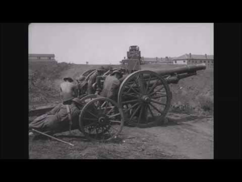 Field Artillery Training (USA, 1918)