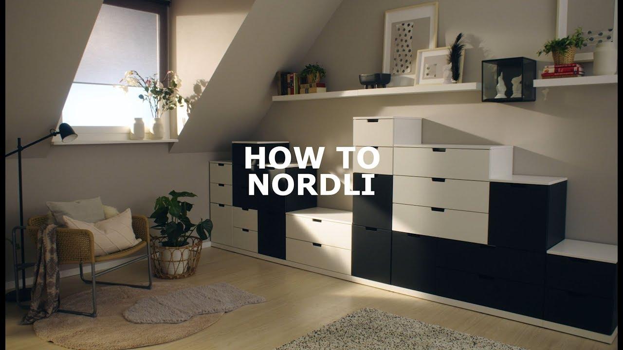 De Vele Mogelijkheden Van Nordli Ladekasten Ikea Helpt