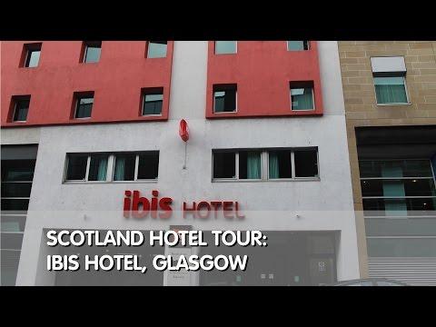 Scotland Hotel Tour: Ibis Hotel, Glasgow