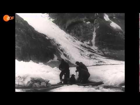 Wegener in Grönland - Originalfilme von der Expedition