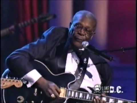 B.B. King & Eric Clapton - The Thrill Is Gone