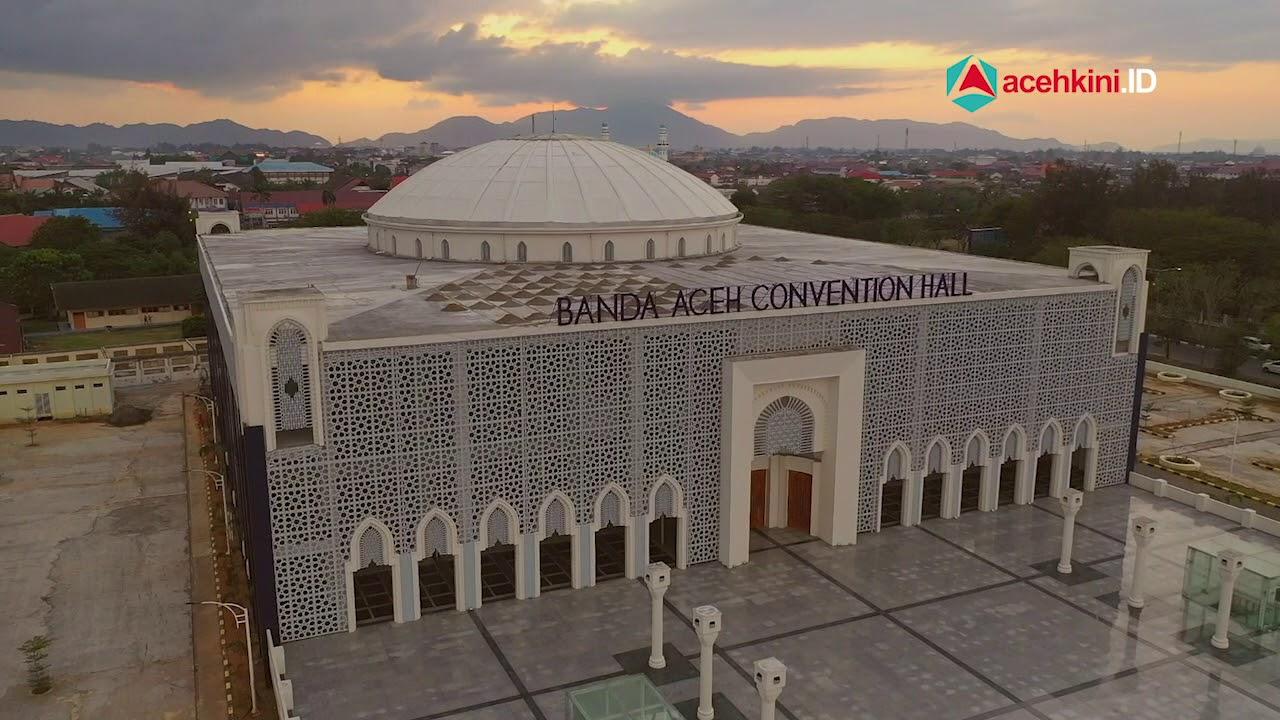 Pemandangan Kota Banda Aceh Dari Udara Youtube