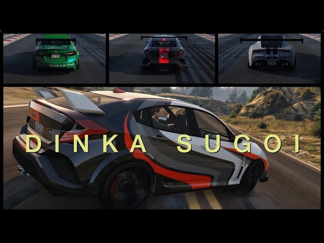 Dinka Sugoi • Customisation, performance et gameplay • GTA Online