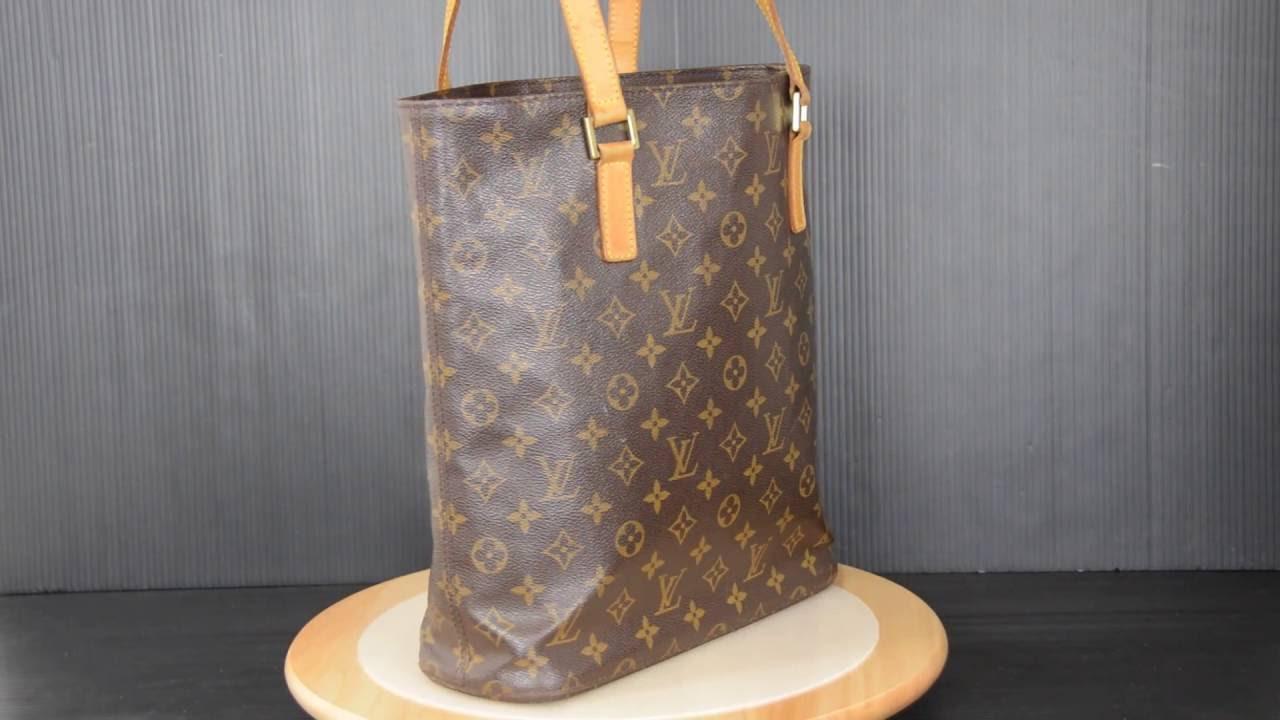 8f5116167155 ilovekawaii C03025 - Louis Vuitton Monogram Vavin GM Shoulder Tote Bag  M51170