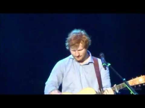 Tenerife Sea/ Don't/ Nina - Ed Sheeran LIVE from Indianapolis 2015